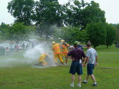 Mena Arkansas Firefighter's Challenge